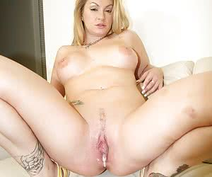 Anal and vaginal creampie galery