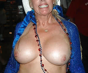 Grannies with big tits twice more slutty than a young girls