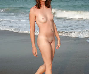Nudists do not wear clothes even after a sun goes down