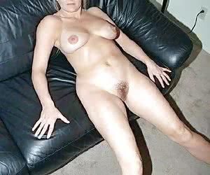 Real hairy amateurs
