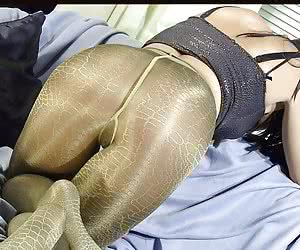 Pantyhose Amateur Collection