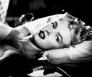 Marilyn Monroe animated GIF