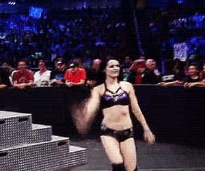Wrestling animated GIF