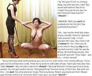 Female Humiliation Captions