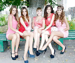 Gorgeous Russians