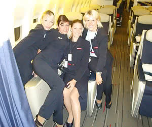 Hostess And Stewardesses