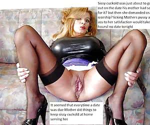 Category: sissy and cuckold captions