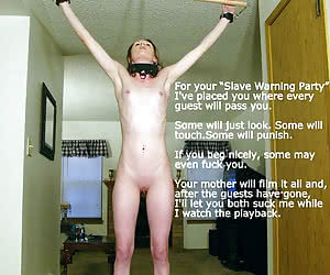 Slaves Captions