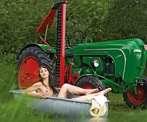 Tractors And Girls